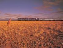 Indian Pacific, Indian Pacific holidays - Photo