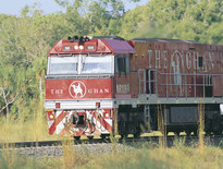 Trips on the Ghan - Photo