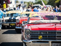 Escorted holidays to Elvis Festival Parkes 2018 - Photo