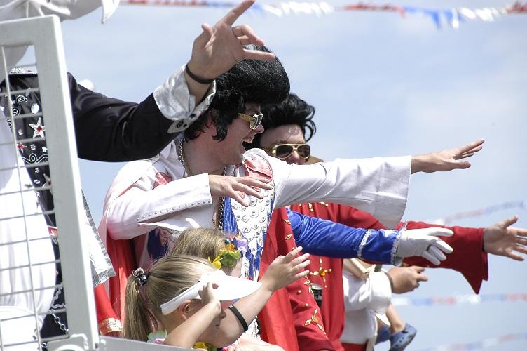 7 Days Elvis Festival In Parkes 2020 Australian Coach