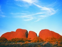 Train trips on the Ghan to Ayers Rock - Photo