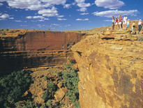Red Centre tours 2017/2018 - Photo