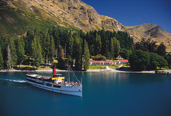 Tour thumb tss earnslaw  lake wakatipu nz