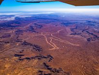 Tours to Lake Eyre by plane  - Photo