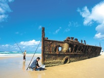 Fraser Island tour package for over 50s - Photo