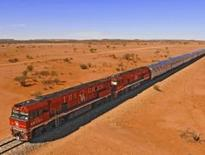 Ghan train tours 2021. Escorted holidays on the Ghan 2021, Ghan holiday packages - Photo