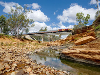 Rail tour to Longreach, Queensland Rail Tours - Photo