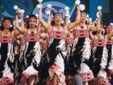 Small thumb maori dancers nz