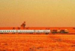Spirit of the Outback - Brisbane to Longreach by rail